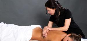 massage therapy london